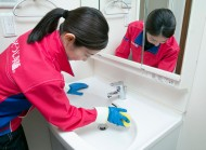 洗面台クリーニングセット